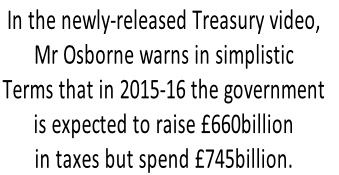 In the newly-released Treasury video, 